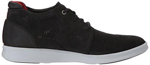 Ugg Heren Larken Stripe Perf Sneaker Zwart