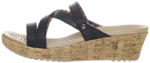 aee64603774f Crocs Women s A-Leigh Mini Wedge Sandal