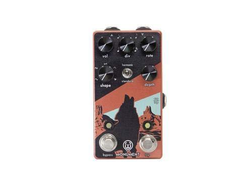 Walrus Audio Monument Harmonic Tap Tremolo V2 Guitar Effects Pedal ()