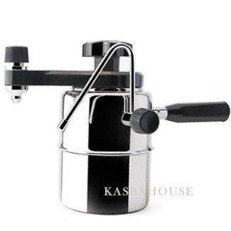 Bellman SS Stove Top Espresso/Cappuccino Maker