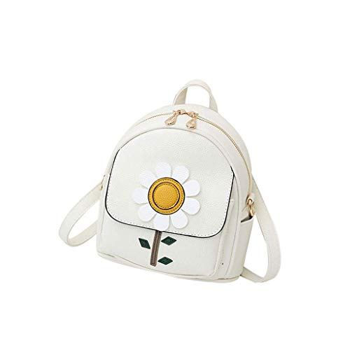 Backpack LCSHAN Shoulders Unisex Student Simple Travel Casual Fashion Bag