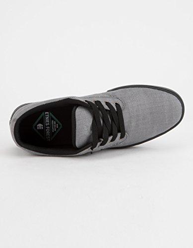Chaussures 022 Gris Etnies de Homme Grey Skateboard Black Dark Hx1qdO8