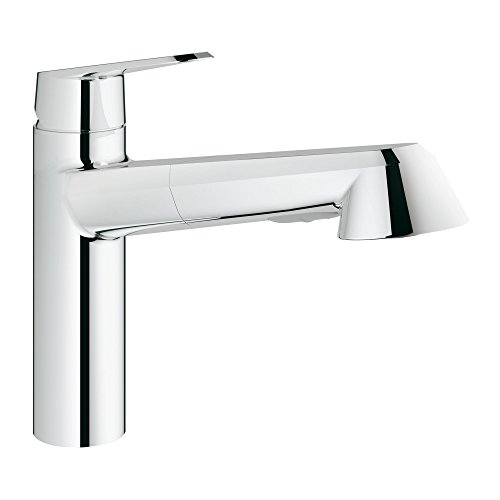 kitchen sink faucet grohe - 9