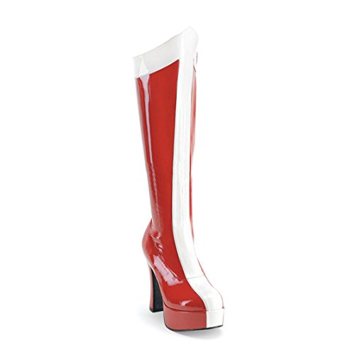 Weiss Wht Femmes EXO305 Rot Red RW Funtasma wZagnAFqTx