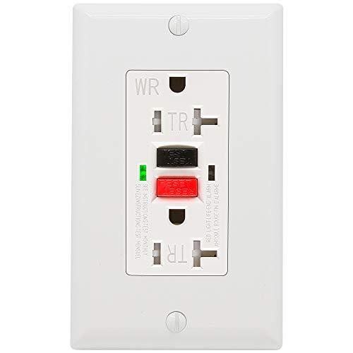 GFCI Outlet 20 Amp