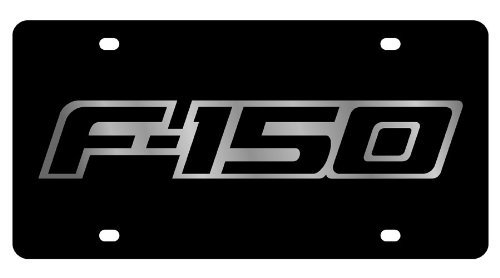 Ford F-150 License Plate