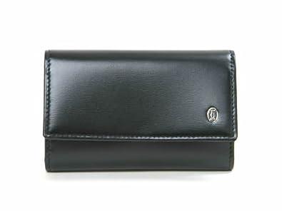 94a0de58d29f (カルティエ) Cartier パシャ L3000127 キーケース(6連) カーフ ブラック [並行