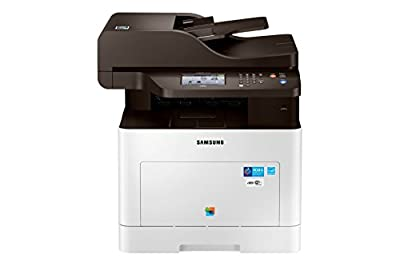 Samsung Electronics SL-C3060FW Wireless Color Printer with Scanner, Copier & Fax, Amazon Dash Replenishment Enabled (SS212A)
