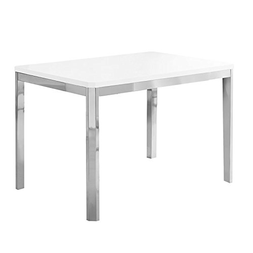 48 Inch Square Dining Table - Monarch Specialties I 1041 Dining Table-32