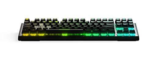 SteelSeries Apex M750 TKL PUBG Edition RGB Tenkeyless Mechanical Gaming  Keyboard - Aluminum Frame - RGB LED Backlit - Linear & Quiet Switch -  Discord
