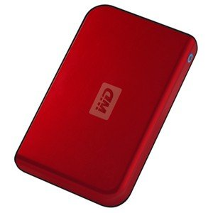 Western Digital 160gb 2.5-inch Passport USB Portable Hard - 160 Gb 2.5 Inch Usb