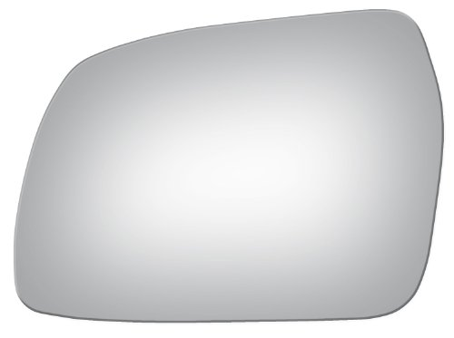 Flat Driver Left Side Replacement Mirror Glass for 1989-1997 Geo Tracker