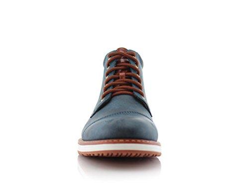 Top MFA506027 Boots Casual Wear Aldo Stylish Hi Ferro Blue838 BIRT Men's for qOxwR7g