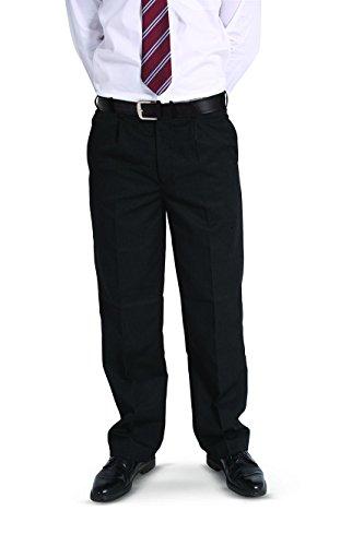 Black Black 4d Pantaloni uniformi Pantaloni Boy Pantaloni 4d uniformi Boy 4d uniformi dWgTnxd4