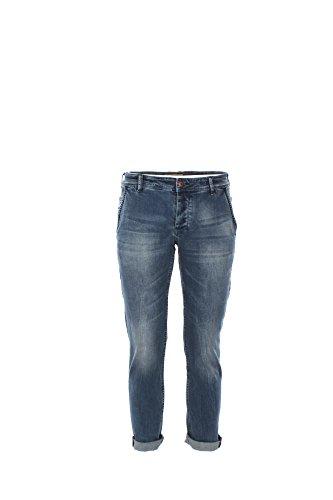 Jeans Uomo Yes-zee 33 Denim P620 F616 Primavera Estate 2017