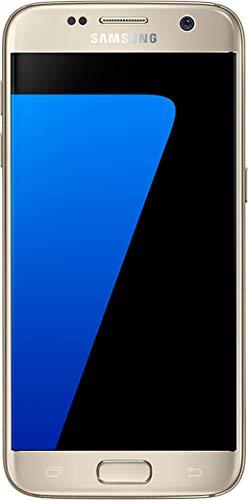 Samsung Galaxy S7 G930T T-Mobile Unlocked GSM 4G LTE Smartphone w/ 12MP Camera - Gold (Renewed)
