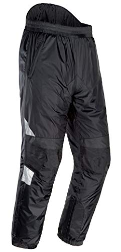 (Tour Master Sentinel Rain Women's Street Motorcycle Pants - Black/Medium)
