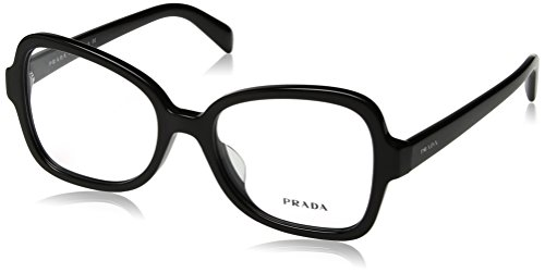Prada Unisex 0PR 25SVF Black One - Fair Fashion Website