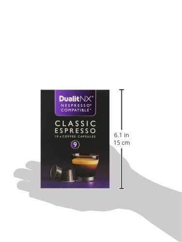 Amazon.com : Dualit Nx Classic Espresso, 0.28 Pound : Grocery & Gourmet Food