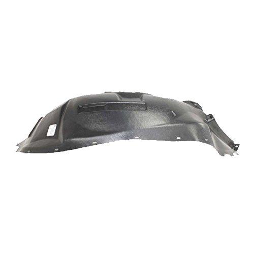 97-04 Dakota Front Splash Shield Inner Fender Liner Panel Right Side CH1249111 ()