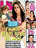 US Magazine Teen Mom Exclusive Jenelle & Jace, Oscar Coverage, Taylor Swift Dating Glee Star Chord Overstreet, Charlie Sheen, Courteney Cox * David Arquette, Sandra Lee, Brad Womack, Prince William & Kate Middleton, Owen Wilson, Snooki, and much more (Issue #839, March 14, 2011)