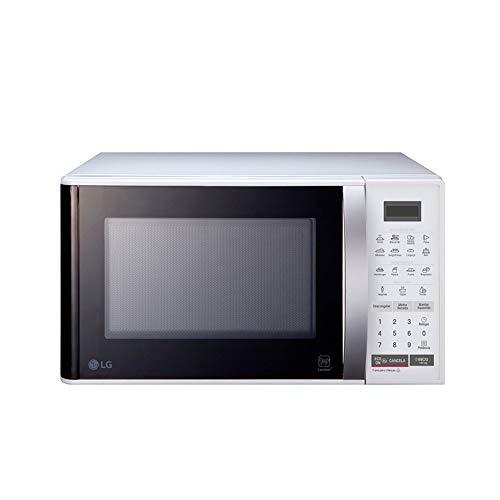 Micro-ondas 23 litros lg easy clean classe a - ms2355ra