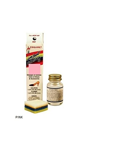 Amazon.com: Esquire Leather Shoe Coloring Dye Kit by ESQUIRE: Home ...