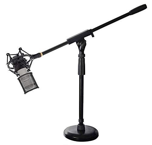 (Samson C01U Pro USB Recording Podcast Podcasting Microphone+Mount+Filter+Stand)