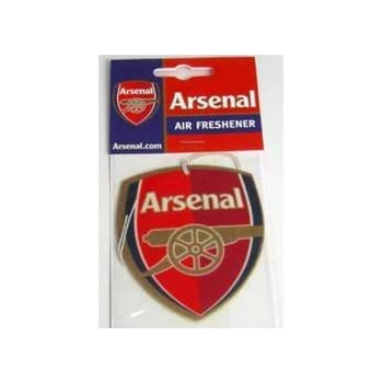 Amazon.com  Arsenal Air Freshener by Arsenal F.C.  Automotive 0eccee0c2