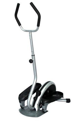 Amazoncom Sunny Health Fitness Mini Elliptical Trainer With
