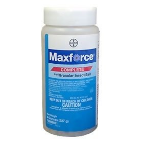 Maxforce Complete 8 ounce Bottle (8 (Maxforce Granular Fly Bait)