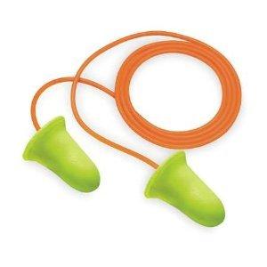 3 M Ear E-A-Rsoft FX con cable tapones para los oí dos (20 pares) 3M