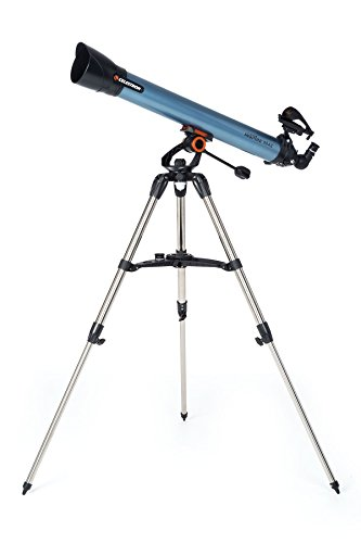 Celestron Inspire 90AZ Refractor Telescope w/Smartphone Adapter by Unknown