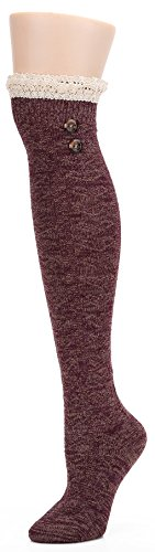 Merino Wool Leg Warmers - 7