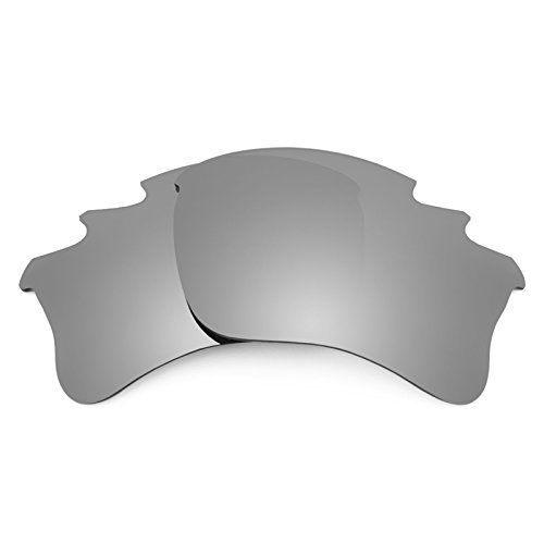 Revant Vented Polarized Replacement Lenses for Oakley Flak Jacket XLJ Elite Titanium - Jacket G30 Xlj Flak Lenses