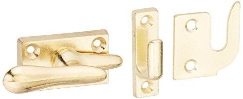 UltraHrdw 27100 FASTENER CASEMENT BRASS Brass Casement Fastener