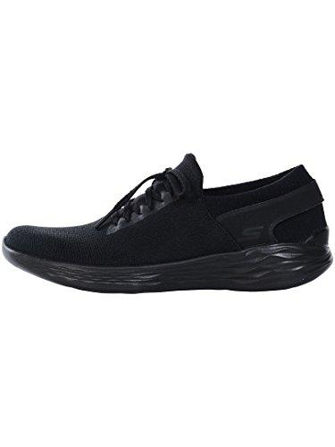 SKECHERS Performance(スケッチャーズ) レディース 女性用 シューズ 靴 スニーカー 運動靴 You - Inspire - Black [並行輸入品]