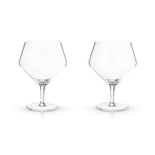 Viski 9418, One Size Clear Raye: Gin & Tonic Glasses
