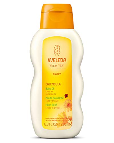 - Weleda Comforting Baby Oil, 6.8 Fl. Oz (Pack of 1)