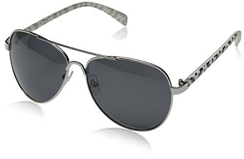 Polarized Aviator Sunglasses VOX Microfiber product image