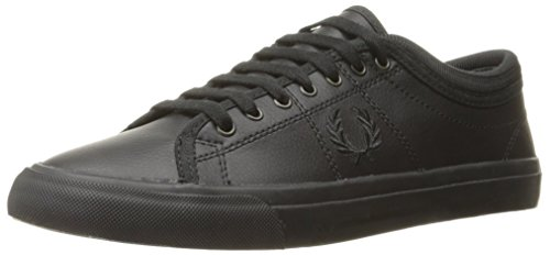 Tipped Schwarz Leather Fred Black Perry Cuff Kendrick HxBEEgTq8