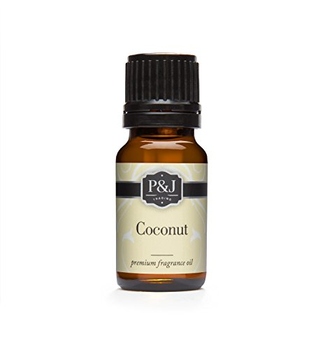 Coconut Premium Grade Fragrance Oil - Perfume Oil - 10ml
