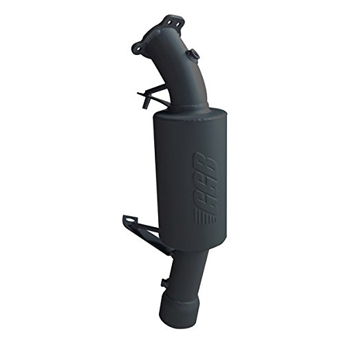 Arctic Cat Exhaust - 2014-2016 Arctic Cat 7000 XF / M / ZR 4 Stroke 1049cc - Mountain Can by GGB Exhaust