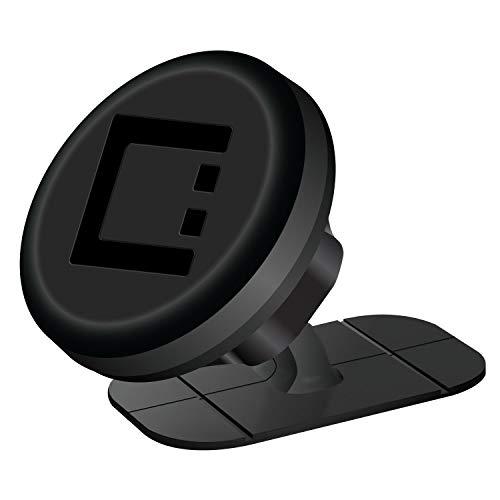 Cellet PHEM180 Car Mount, Magnetic Stick On Car Dash Mount holder for Apple iPhone XS/X/10/SE/9/9 Plus/8 Plus/8/7+/7/6SPlus/6S/6Plus/6S/5C/5 Lighting 4S/4/3GS Samsung Note 9/8/5/S9/9Plus/S8/S8+ (Chevrolet S10 Universal Joint)