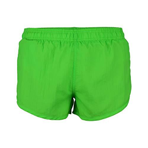 VBRANDED Men's Basic Running Shorts and Swimwear Trunks Neon Green L by UZZI