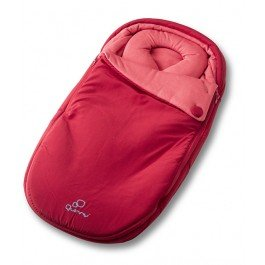 Quinny Moodd Inlay baby cocoon nest New (red rumour)