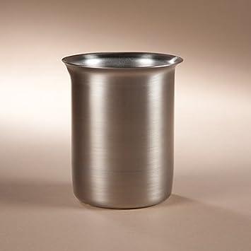 Amazon.com: HCL Vaso de acero inoxidable, 250 ml: Health ...