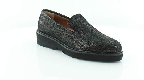 2a883b2562a Aquatalia Kelsey Women s Flats   Oxfords Black Size ...