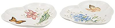 Lenox Butterfly Meadow Party Plates