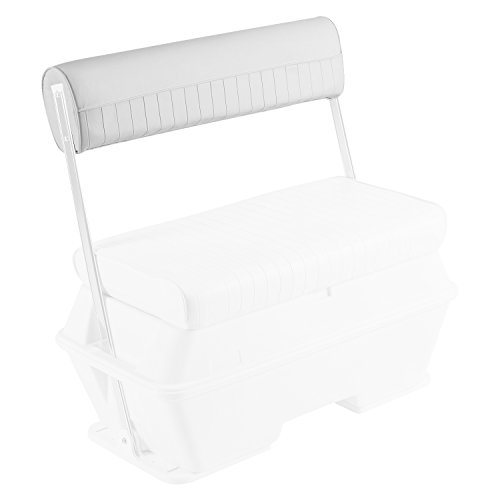 Wise Replacement Back Cushion for Wise 8WD156-710 Swingback Cooler Seat, White ()